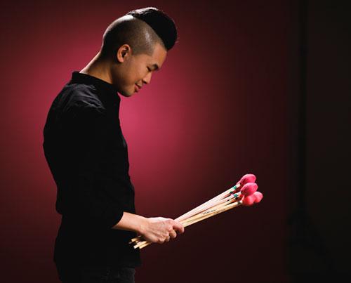 Matthew Lau Marimba 5